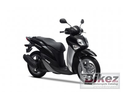 2012 MBK Oceo 125 photo