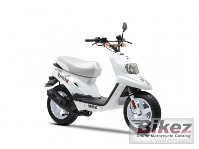 2012 MBK Booster 13-inch Naked