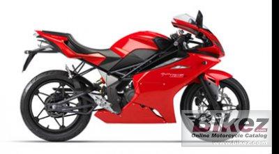 2009 Megelli Sportbike 125 r