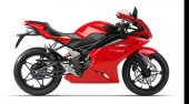 2010 Megelli Sportbike 125R photo