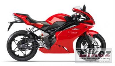 2011 Megelli Sportbike 125R