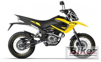2012 Megelli Supermoto 125 m photo