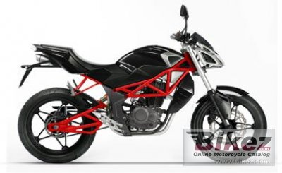2013 Megelli Naked 125 S photo