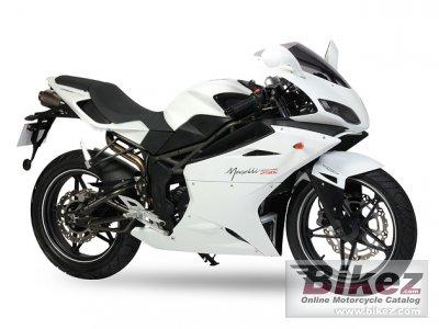 2020 Megelli Sport 250 R