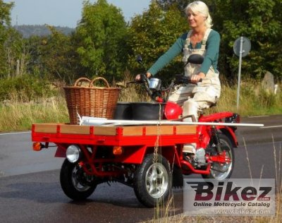 2013 MGB Transport Moped photo