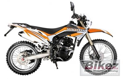 2013 Mikilon D92-250 specifications and pictures