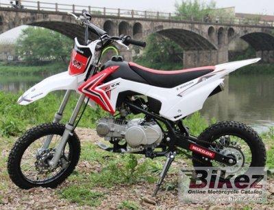 2016 Mikilon CRX 120L