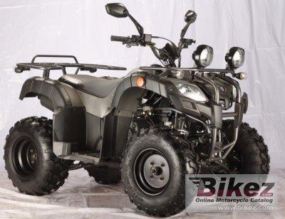 2020 Mikilon Hammer 200 U28-EEC