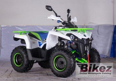 2020 Mikilon Hammer 200 U38