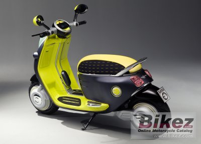 2011 Mini Scooter E photo