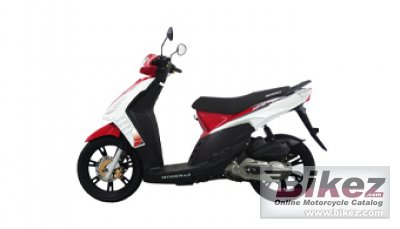 2011 Modenas Passion 125 Sports photo