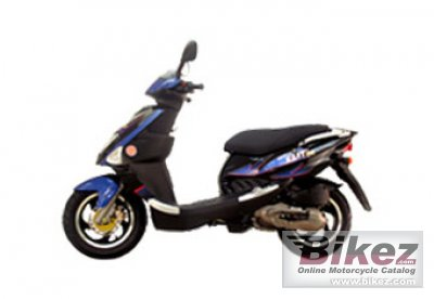2011 Modenas Elit 150 photo