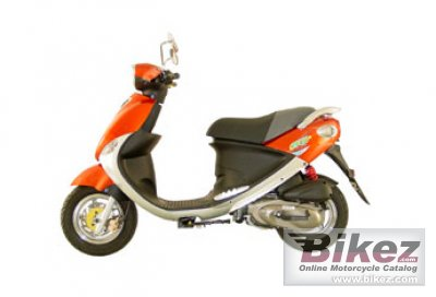 2011 Modenas Ceria 100 photo