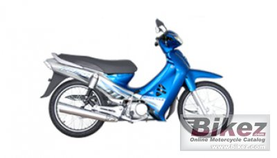 2011 Modenas Kriss 100 photo