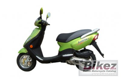 2011 modenas karisma 125 specifications and pictures rh bikez com