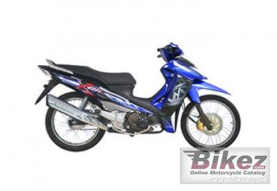 2011 Modenas X-Cite 130