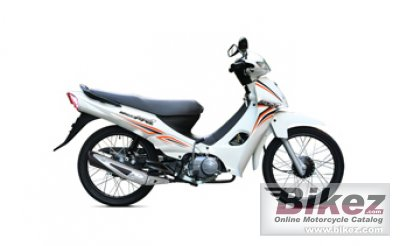 2012 Modenas Kriss MR1