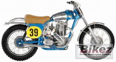 1963 Monark 500