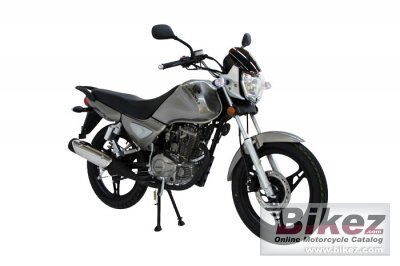 2012 Mondial 125 MC RoadRacer