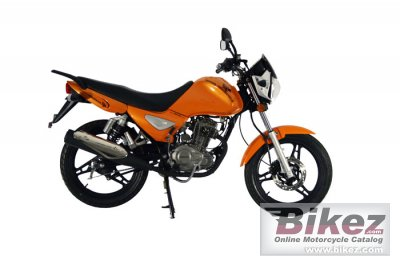 mc-150 2012 Mondial 150 MC RoadRacer specifications and pictures
