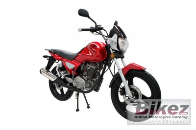 2012 Mondial 150 MC X RoadRacer