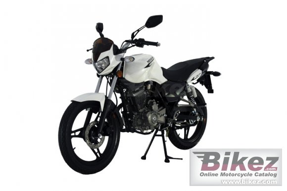 2012 Mondial 125 MH Drift