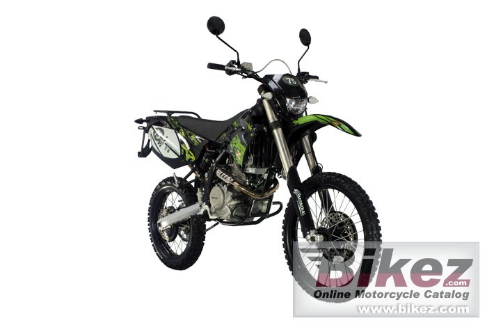 Mondial cross x-treme enduro