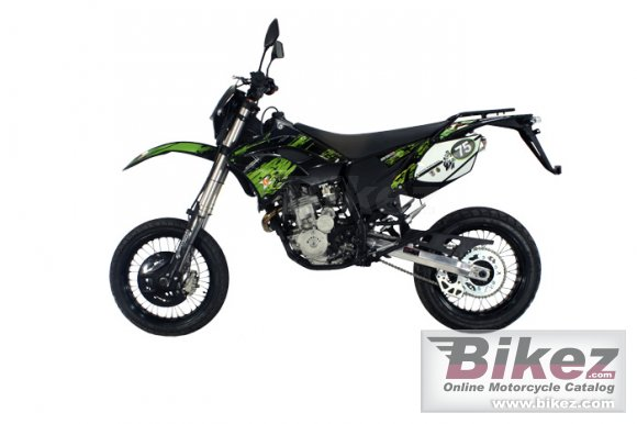 2012 Mondial Cross X-Treme Supermoto