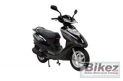 2012 Mondial 125 NT Turkuaz photo
