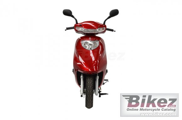2012 Mondial 125 RT Akik photo
