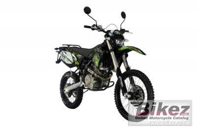 2012 Mondial Cross X-Treme Enduro