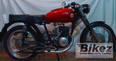 1960 Montesa Brio 110