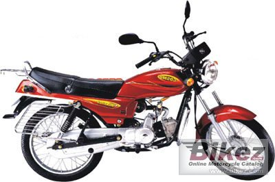 2011 Monto Motors Cosmo Blaster Specifications And Pictures