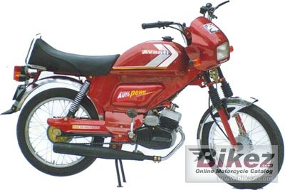 2012 Monto Motors Avanti Top tank photo