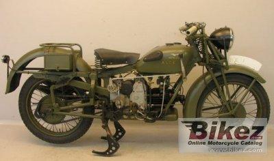 1939 Moto Guzzi Alce