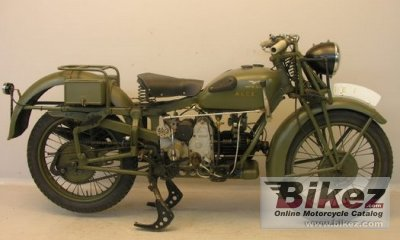 1941 Moto Guzzi Alce