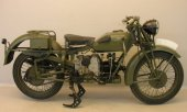 1942 Moto Guzzi Alce