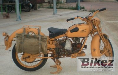 1943 Moto Guzzi Alce