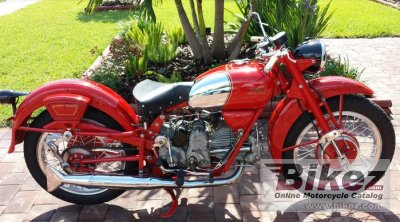 1956 Moto Guzzi Falcone Sport