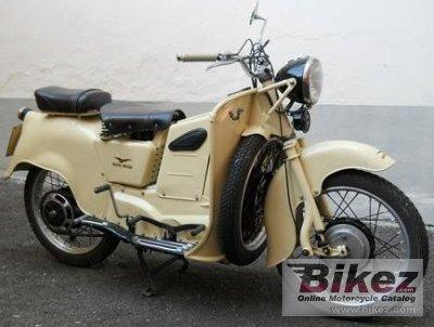1956 Moto Guzzi Galetto