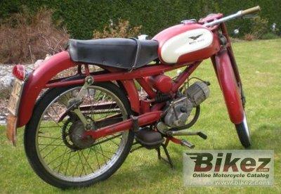 1957 Moto Guzzi Cardellino 73