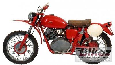 1959 Moto Guzzi Regolarita 250