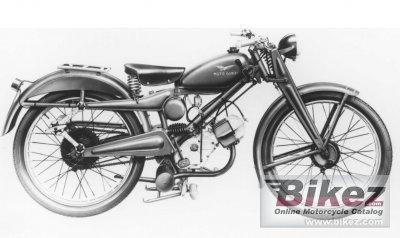 1961 Moto Guzzi Cardellino 65 Turismo