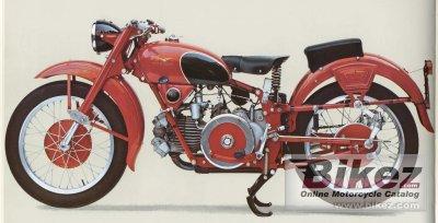 1962 Moto Guzzi Falcone Sport