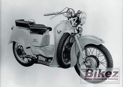 1962 Moto Guzzi Galetto