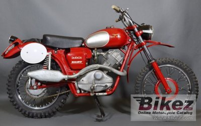 1962 Moto Guzzi Regolarita 250