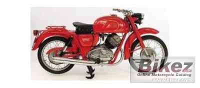 1965 Moto Guzzi Lodola 175 Gran Turismo