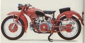 1966 Moto Guzzi Falcone Sport