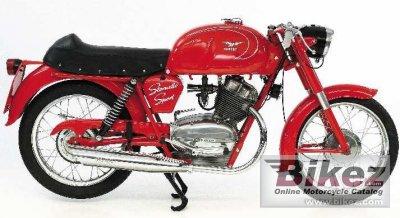 1966 Moto Guzzi Stornello