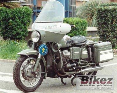 1968 Moto Guzzi V7 Polizia Stradale